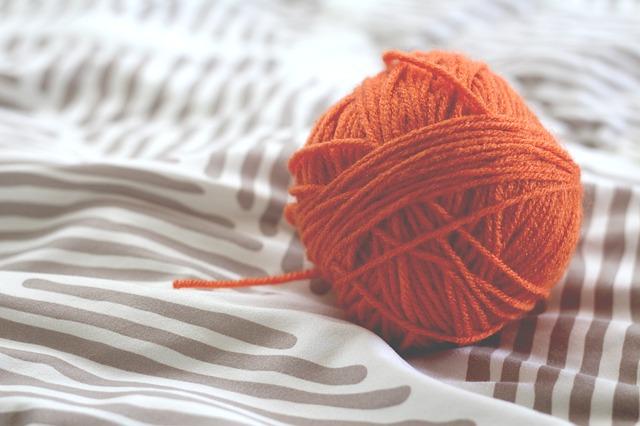 Balle de laine